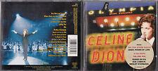 CD 13T CELINE DION A L'OLYMPIA DE 1994