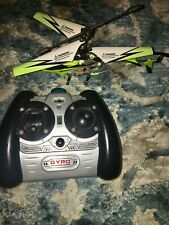 Syma S107/S107G R/C Helicopter with Gyro - Green
