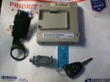 2006 Jeep Liberty Ignition w Key / FOB & Immobilizer & BCM Pt# 050263037AG