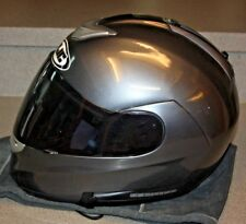 HJC SY-MAX 2 Full Face Anthracite Modular Helmet Motorcycle Helmet m medium Mint
