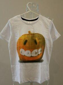 NEW Halloween Pumpkin T-shirt Size 4 Target Tshirt, Tee BNWT