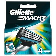 GILLETTE MACH3 4 klingen