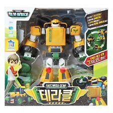 Tobot Adventure TERACLE 3 Mode Tractor Tank Transformer Transforming Robot Toy