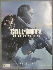 "Call Of Duty Ghosts Official Promotional Game Poster 24""x18"" NEW"