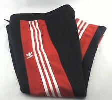 ADIDAS Archive Track Pants Osaka BQ5753 Blue Red White Cropped Womens L