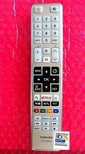 CT-8054 TOSHIBA Remote Control LED TV ORIGINAL Fernbedienung Télécommande CT8054