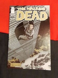 WALKING DEAD # 113 NM ANDREA SNIPER COVER NEGAN WAR IMAGE COMICS AMC TV KIRKMAN