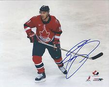 GFA Team Canada * JOE SAKIC * Signed 8x10 Photo AD1 COA