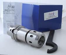 Techniks HSK 63A x MLD 3/4 - 120mm Milling Chuck - Order No. TE-73.463G.64.120