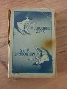 Melbourne Brewery, Leeds, Playing Cards