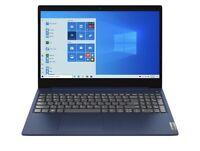 "Brand New Lenovo 15.6"" Ideapad 3 Laptop Ryzen 7-4700U 8GB Ram 512GB SSD FHD Blue"