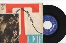 """TOMCATS - Paint It Black / Monday Monday, SG 7"""" SPAIN 1967"""