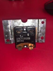 GE Dryer Control Switch WE4X679