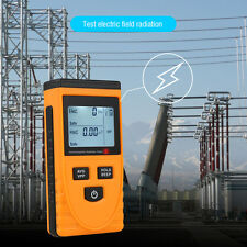 GM3120 Digital Electromagnetic Radiation Detector EMF Meter Dosimeter+ LCD Scrn