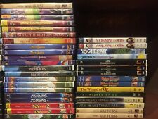 245 Disney Children Movie DVD Lot- Pick and Choose- Order more and Save!- Kids