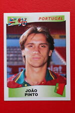 Panini EURO 96 N. 310 PORTUGAL JOAO PINTO New With BLACK back TOPMINT!!