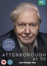 Attenborough at 90 BBC David Attenborough New DVD