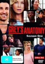 M Rated TV Shows Grey's Anatomy DVDs & Blu-ray Discs
