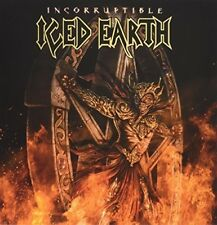 Iced Earth - Incorruptible (Black Vinyl) [New Vinyl LP]