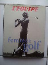 Pierre Michel Bonnot et Alexis Orloff FEMMES DE GOLF 2005 tbe