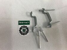 Bearmach Land Rover Series 2 2a 3 Canvas Rope Staples RRC3966 Stainless Rivets