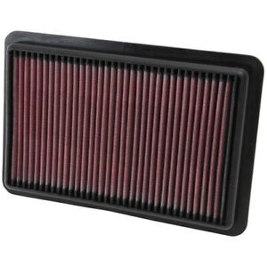 K&N Filters 33-2480 Replacement Air Filter Suits Mazda 3 & Cx-5 2L Diesel
