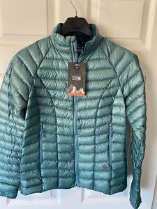 $300 Mountain Hardwear Ghost Whisperer 2 Women's Ultralite Down Puffer Jacket XS