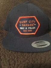 Surf City Garage Wax And Polish Trucker Hat Snapback