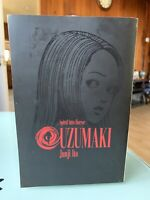 UZUMAKI, Vol. 1 (1st EDITION) by Junji Ito