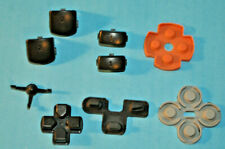 Sony PlayStation 2 DualShock 2 Controller Rubber Contact Pads & Buttions Lot 313