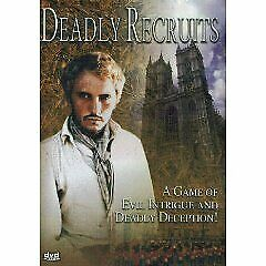 Deadly Recruits DVD 1986 Thriller Movie REG 1 - Willoughby Gray, Terence Stamp