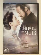 The Ghost and Mrs. Muir (DVD, 2003)(NEW)  Gene Tierney, Rex Harrison