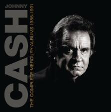 JOHNNY CASH 'THE COMPLETE MERCURY ALBUMS 1986-1991' 7 CD Set (PRE-ORDER : 10 Apr