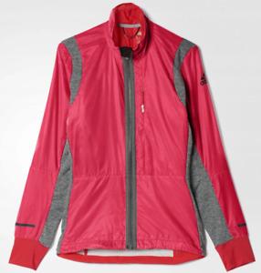 Adidas Xperior Edge Womens Trail Running Jacket AZ6193 RRP £90.00 (L65)