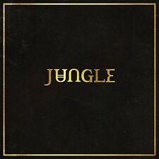 JUNGLE - JUNGLE: CD ALBUM (2014)