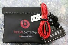 Beats By Dr Dre-HTC-negro rojo 50
