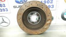MERCEDES S-CLASS W222 2014- REAR BRAKE DISC ROTOR