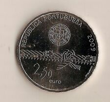 PORTUGAL 2009 TORRE DE BELEN 2,5 EUROS