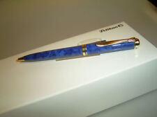 AUSVERKAUF!  PELIKAN K800 Kugelschreiber, blue o`blue