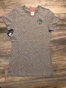 Golden State Warriors  Mitchell & Ness Shirt/dress Women's Small