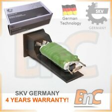 GENUINE SKV GERMANY HEAVY DUTY INTERIOR BLOWER RESISTOR FOR BMW 3 E36