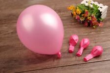 "Ultra Thick 2.2g Bulk 25cm/10"" Helium Latex Balloons Party Wedding Birthday"