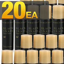 Holika Holika Black Snail Repair Toner Emulsion Set 20pcs Whitening Anti-Wrinkle