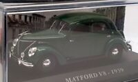 Altaya 1/43 Scale Model Car AL6221D - 1939 Matford V8 - Green