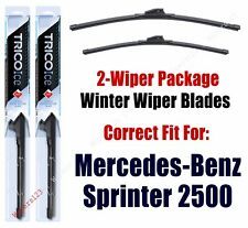 WINTER Wipers 2-Pack fits 2010+ Mercedes-Benz Sprinter 2500 - 35260/240