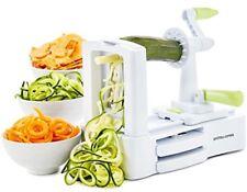 Spiralizer, 3 Blade Vegetable Slicer And Spiralizer Machine, Makes