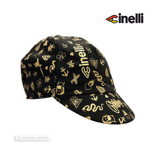Cinelli Cycling Cap : MIKE GIANT SUPER DELUXE