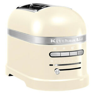 KitchenAid Artisan Almond Cream 2 Slot Toaster