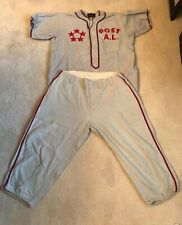 Vintage Baseball Uniform 1940s - MacGregor Goldsmith