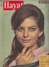 Hayat Claudia Cardinale 1963 Turquie